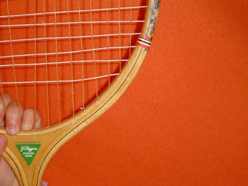 Mtennis racket